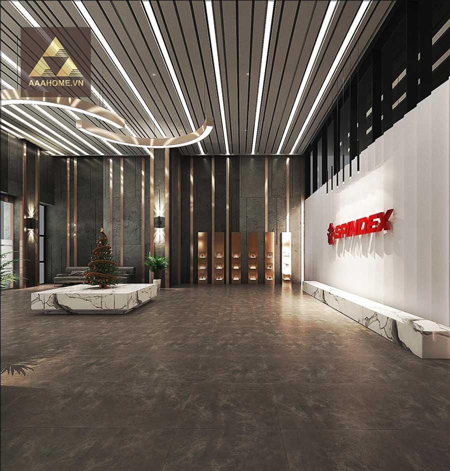 Văn phòng Spindex - Singapore